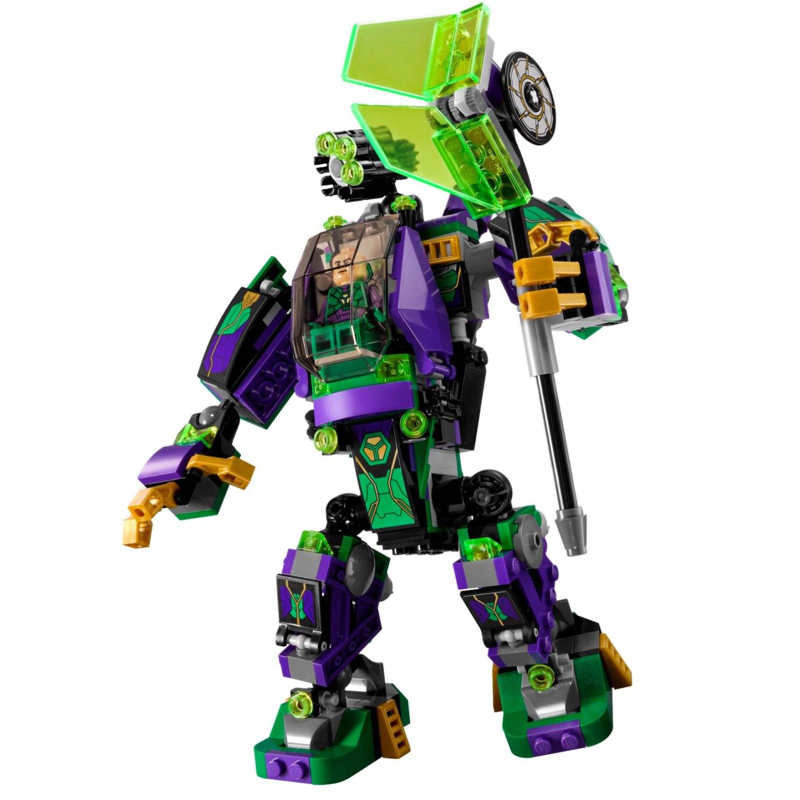 Конструктор LEGO Super Heroes Робоштурм Лекс Лютор (76097) изображение 3