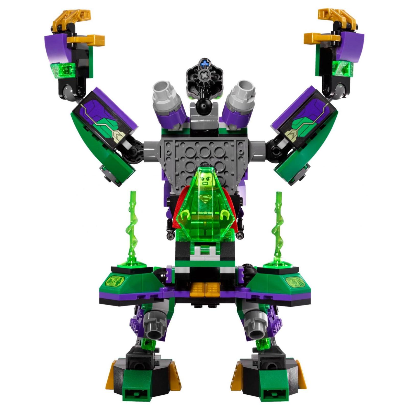 Конструктор LEGO Super Heroes Робоштурм Лекс Лютор (76097) изображение 5