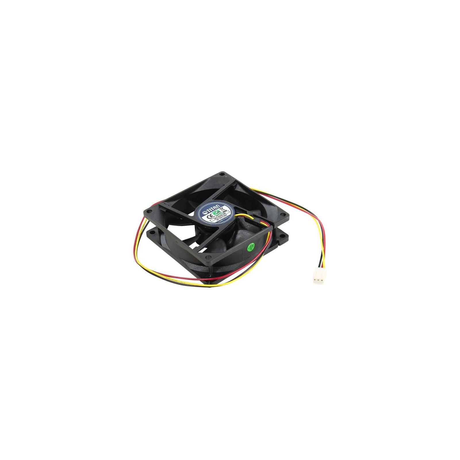 Кулер для корпуса Titan DCF-8025L12S изображение 2