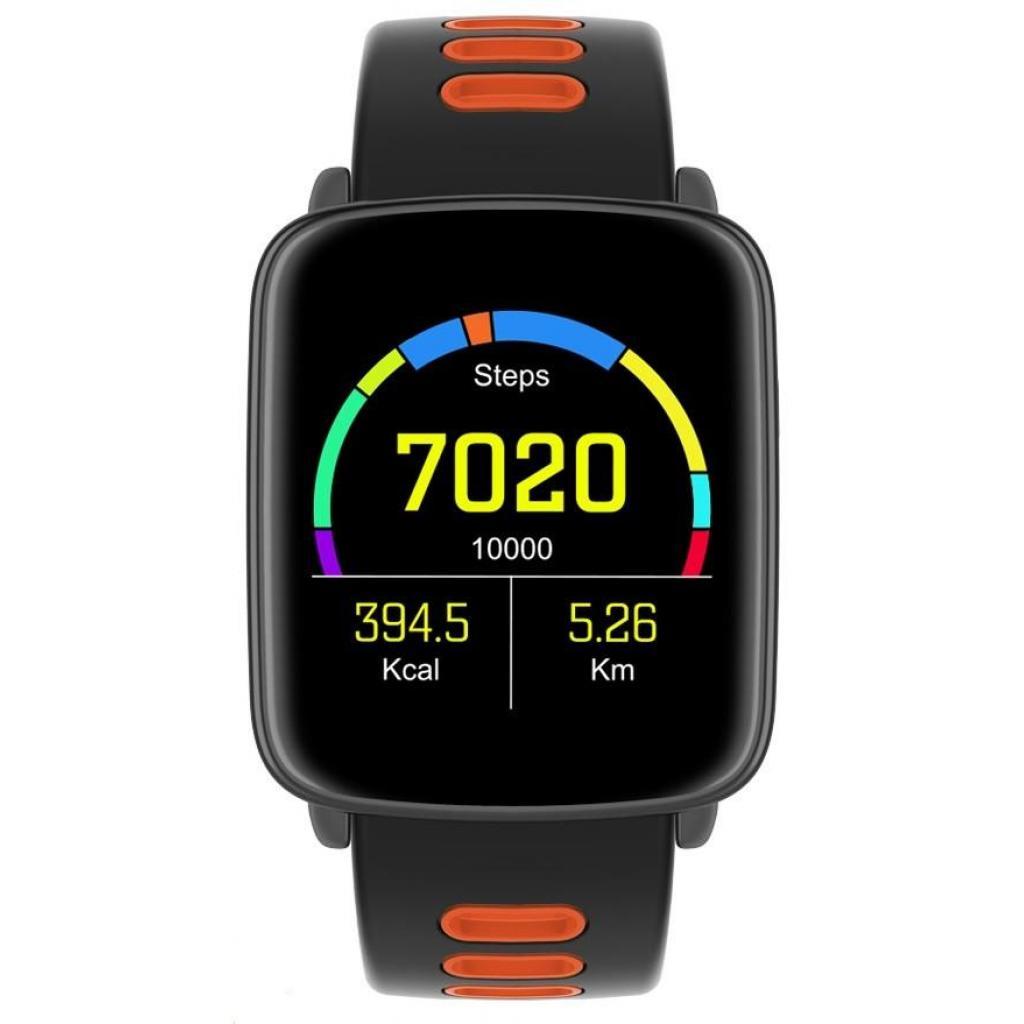 Смарт-часы Nomi W20 Black-Red изображение 2