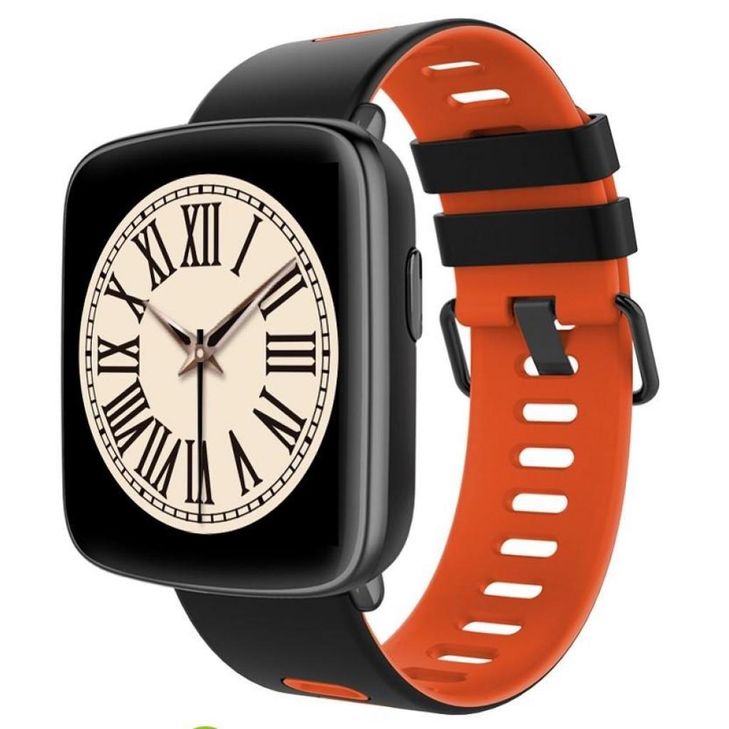 Смарт-часы Nomi W20 Black-Red изображение 3