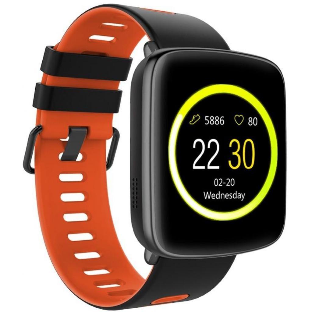 Смарт-часы Nomi W20 Black-Red изображение 4