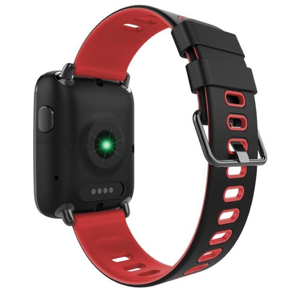 Смарт-часы Nomi W20 Black-Red изображение 5