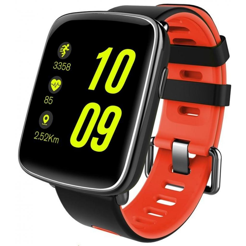 Смарт-часы Nomi W20 Black-Red