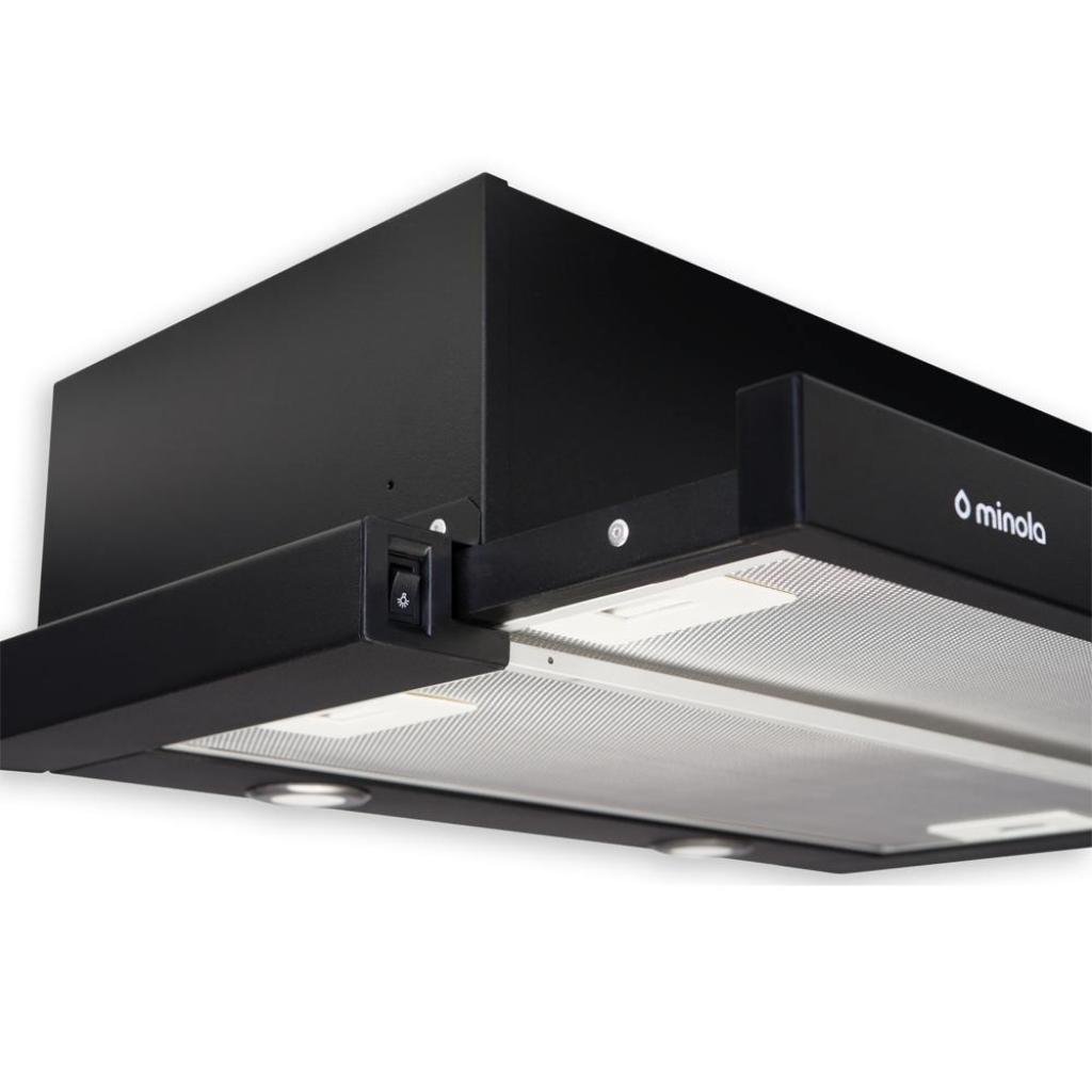 Вытяжка кухонная MINOLA HTL 6112 BL 650 LED изображение 5