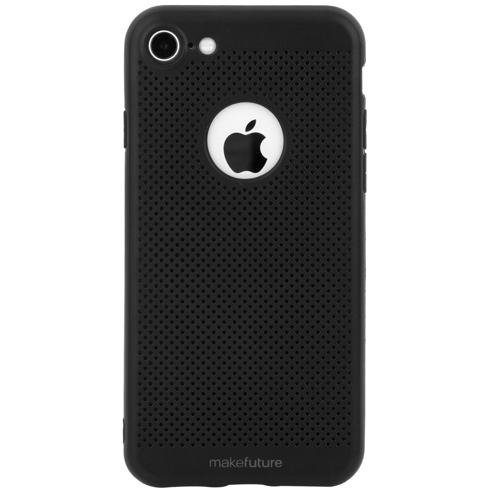 Чехол для моб. телефона MakeFuture Moon Case (TPU) для Apple iPhone 8 Black (MCM-AI8BK)