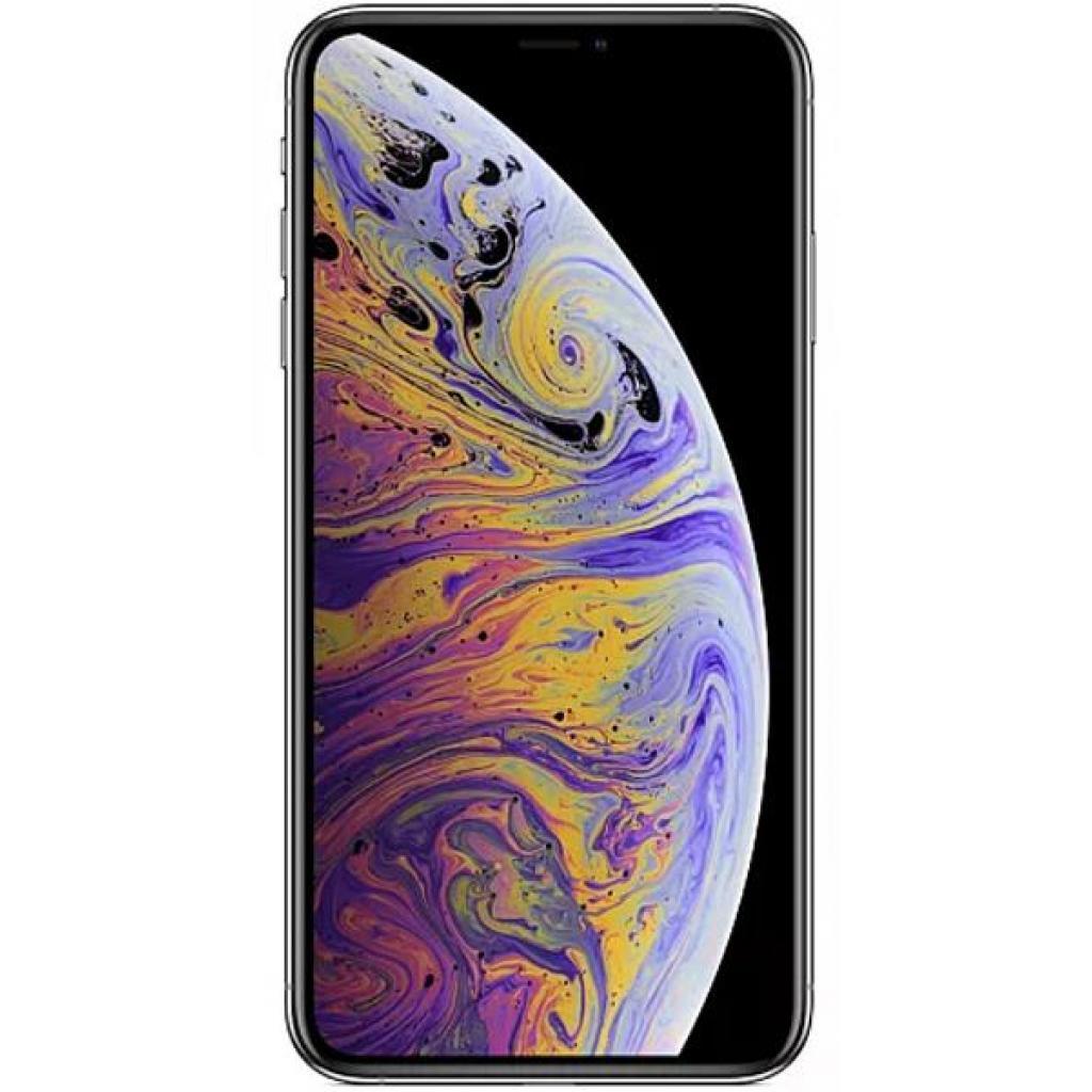 Мобильный телефон Apple iPhone XS MAX 64Gb Silver (MT512FS/A)