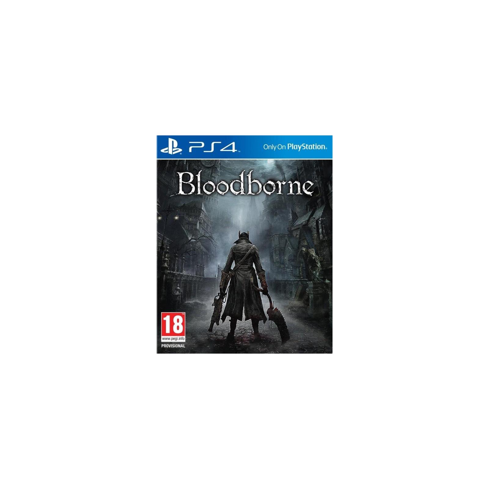Игра SONY Bloodborne[PS4,Russiansubtitles]Blu-rayдиск (9438472)