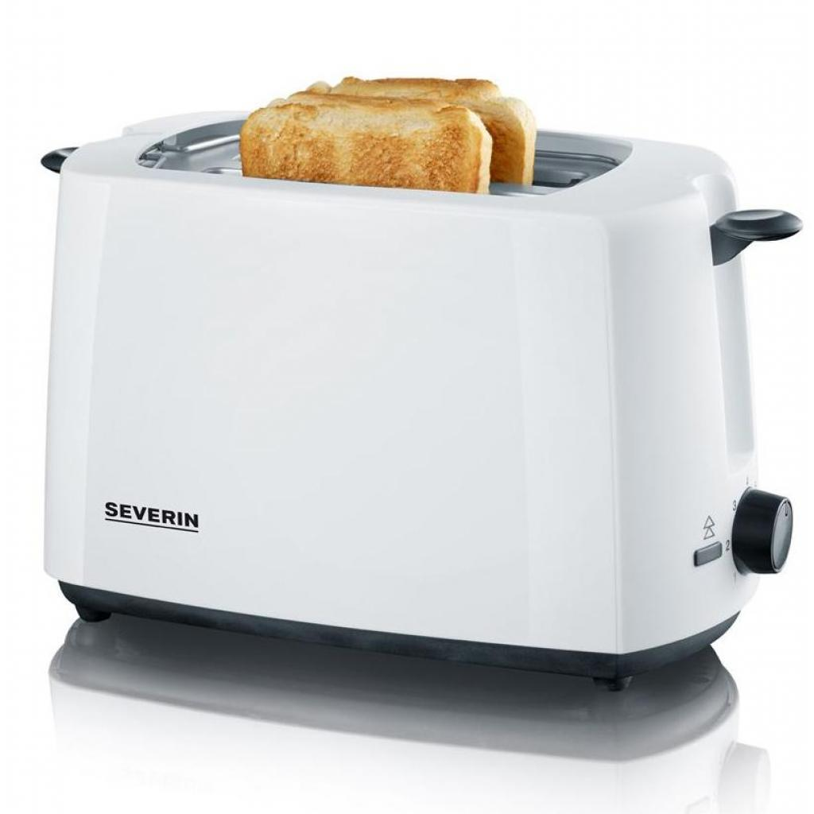 Тостер SEVERIN AT 2286 white изображение 4