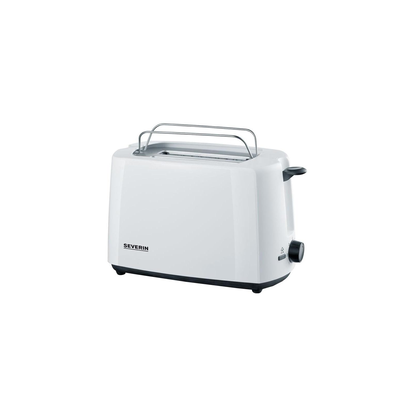 Тостер SEVERIN AT 2286 white