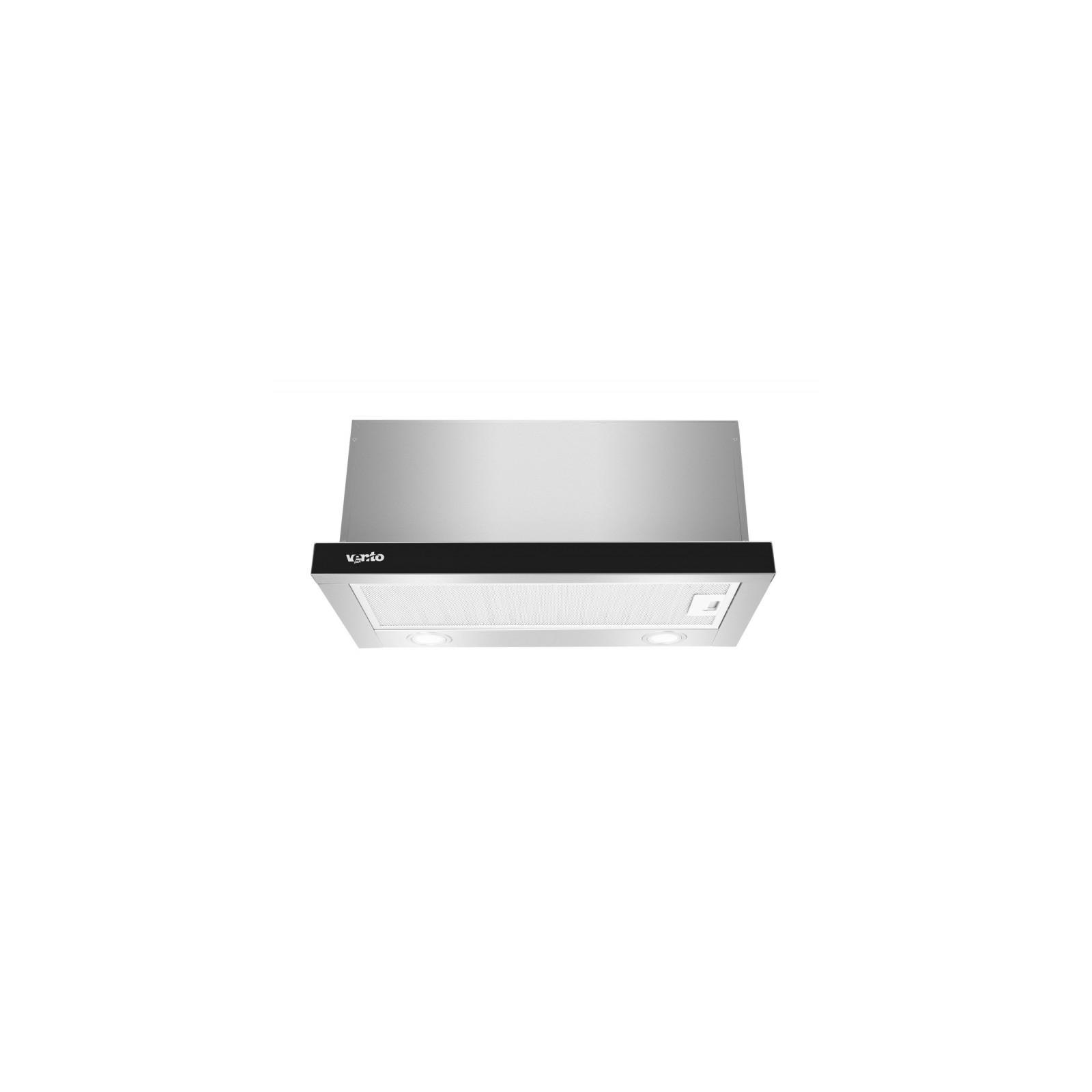 Вытяжка кухонная VENTOLUX GARDA 60 BG (1000) LED изображение 2