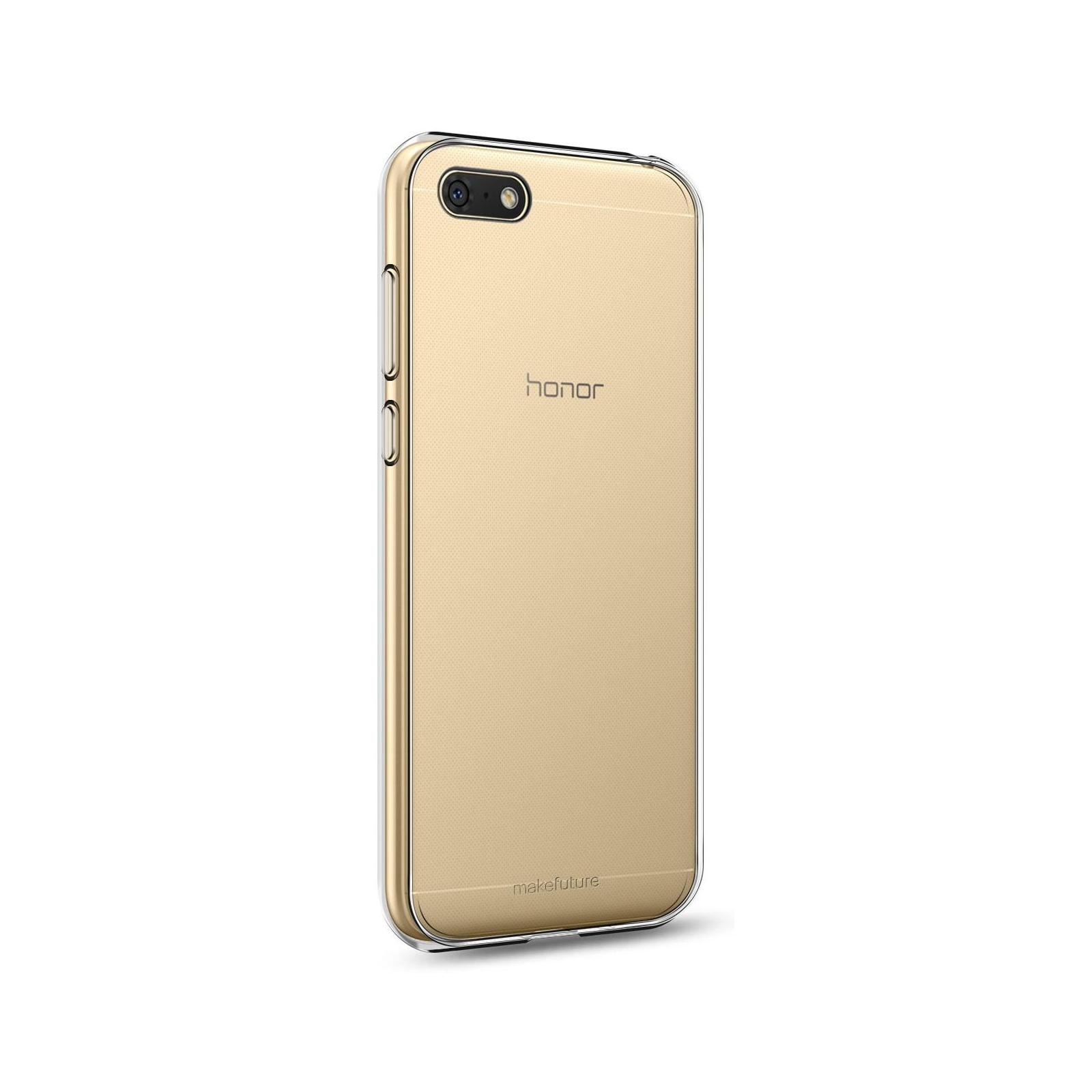 Чехол для моб. телефона MakeFuture Air Case (TPU) Honor 7A Clear (MCA-H7AСL / MCA-H7A) изображение 2