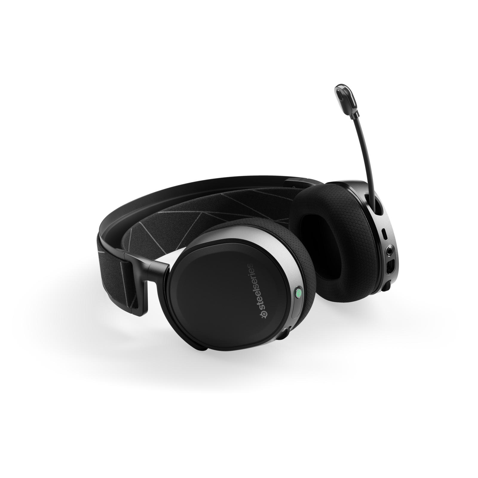 Наушники SteelSeries Arctis 7 Black 2019 Edition (61505) изображение 4