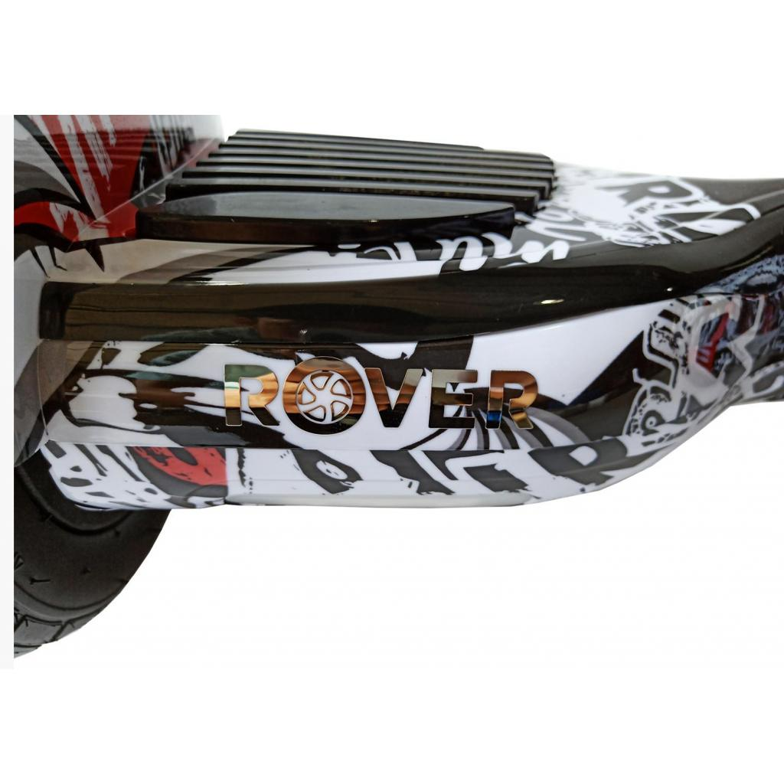 Гироборд Rover XL6 10.5 Grafitti white-red изображение 6