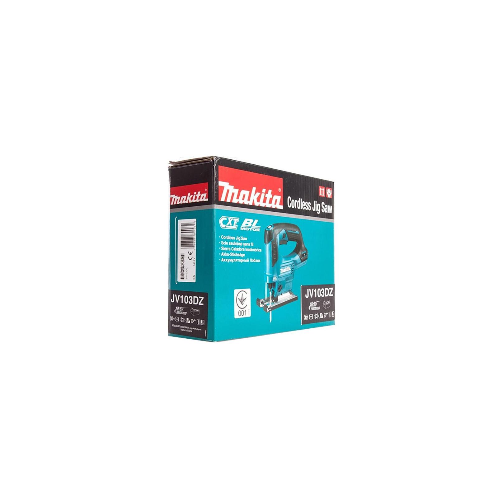 Дискова пила Makita по металлу LXT, 135мм (без АКБ и БП) (DCS552Z) зображення 6