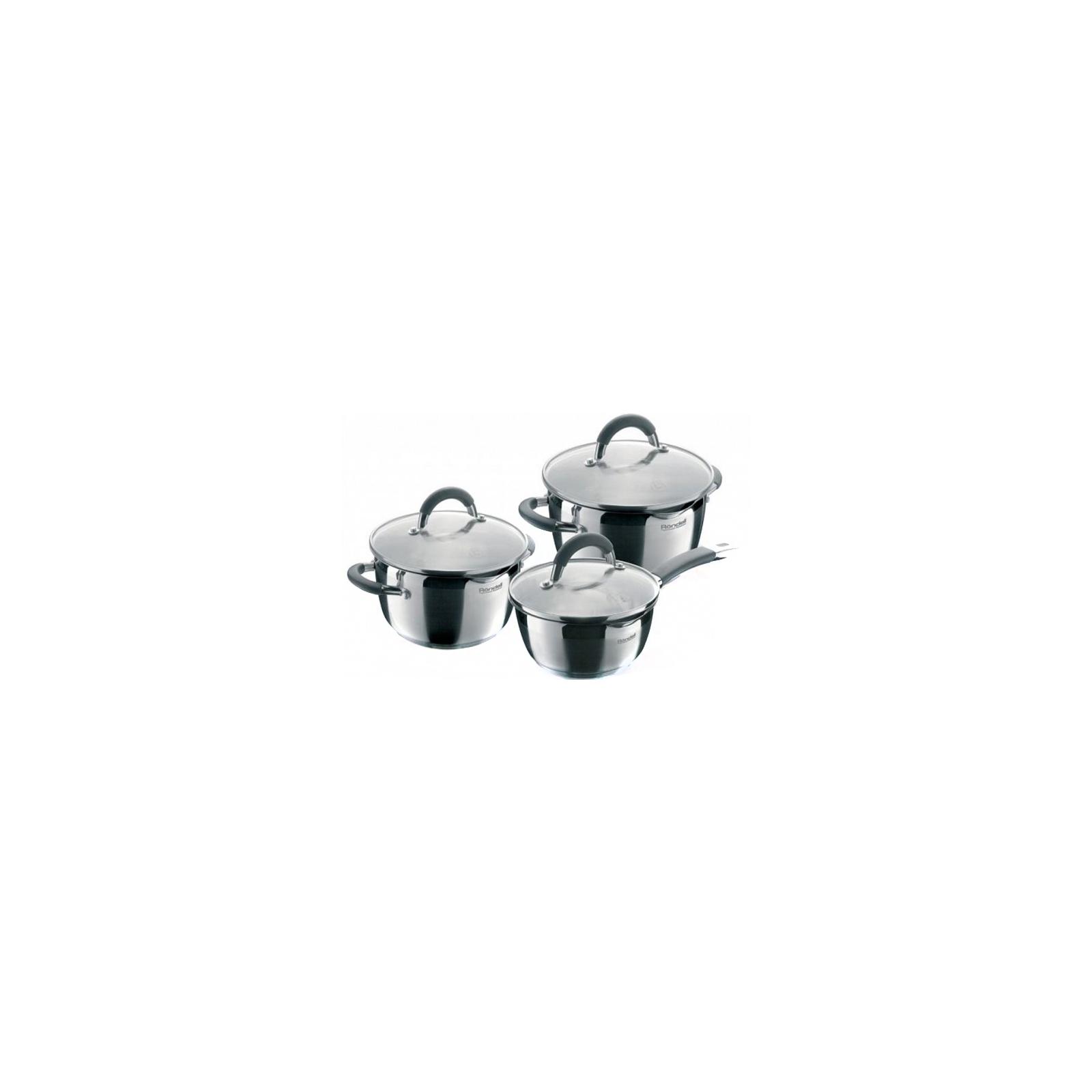 Набор посуды Rondell Flamme 6 предмета (RDS-341)