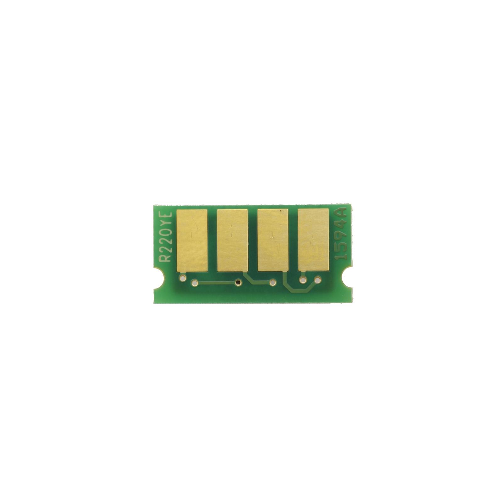 Чип для картриджа Ricoh Aficio SP C220 (406055) 2k yellow Static Control (RC220CP-YEU)