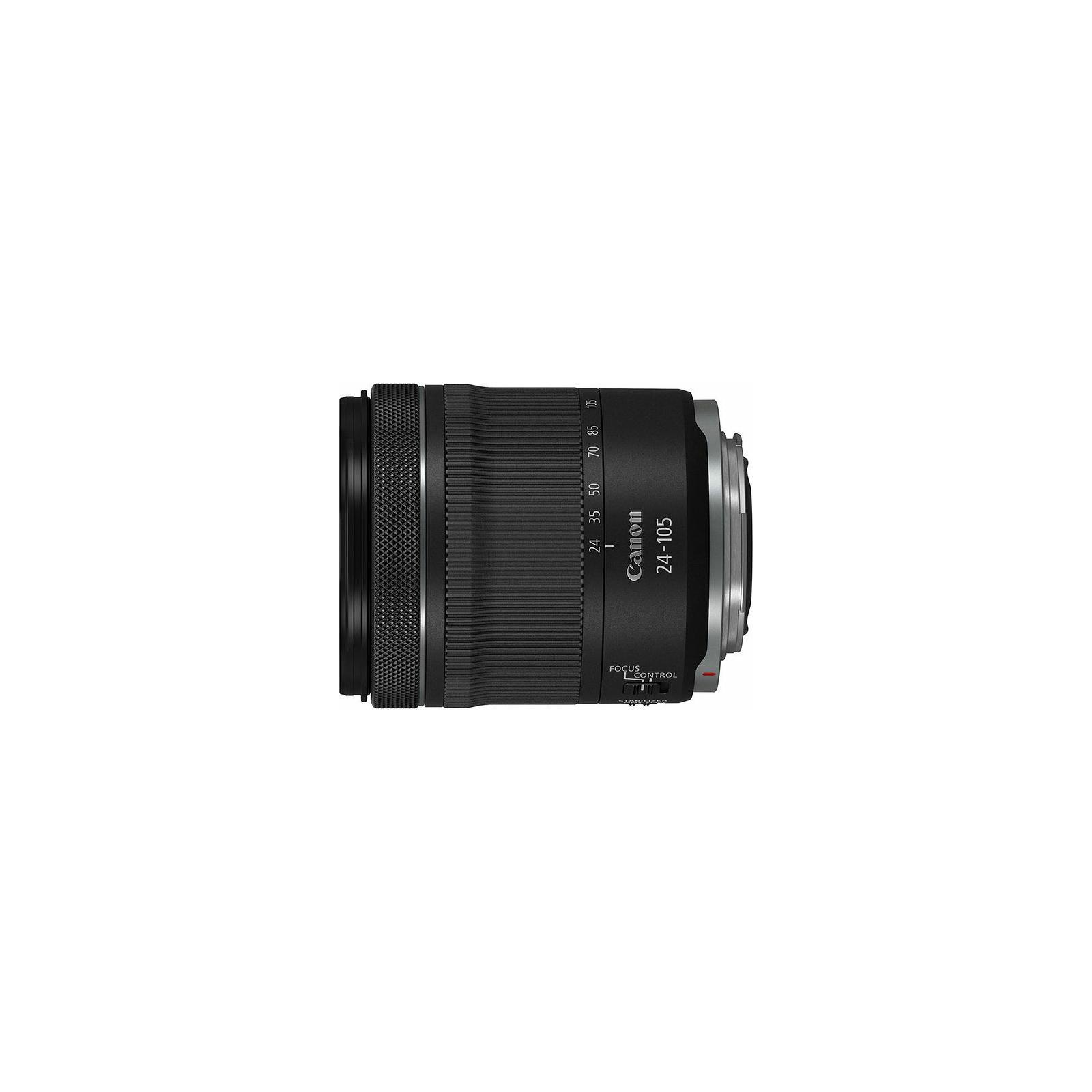 Объектив Canon RF 24-105mm f/4.0-7.1 IS STM (4111C005) изображение 2