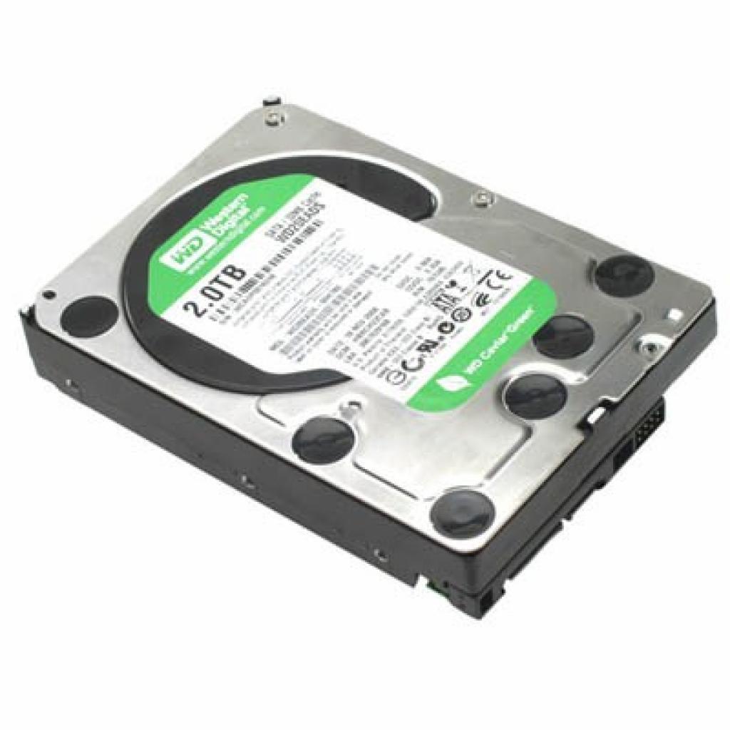 """Жесткий диск 3.5"""" 2TB Western Digital (WD20EARX)"""