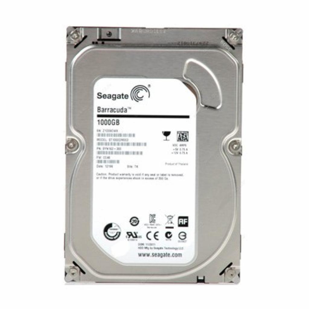 """Жесткий диск 3.5"""" 1TB Seagate (ST1000VX000)"""