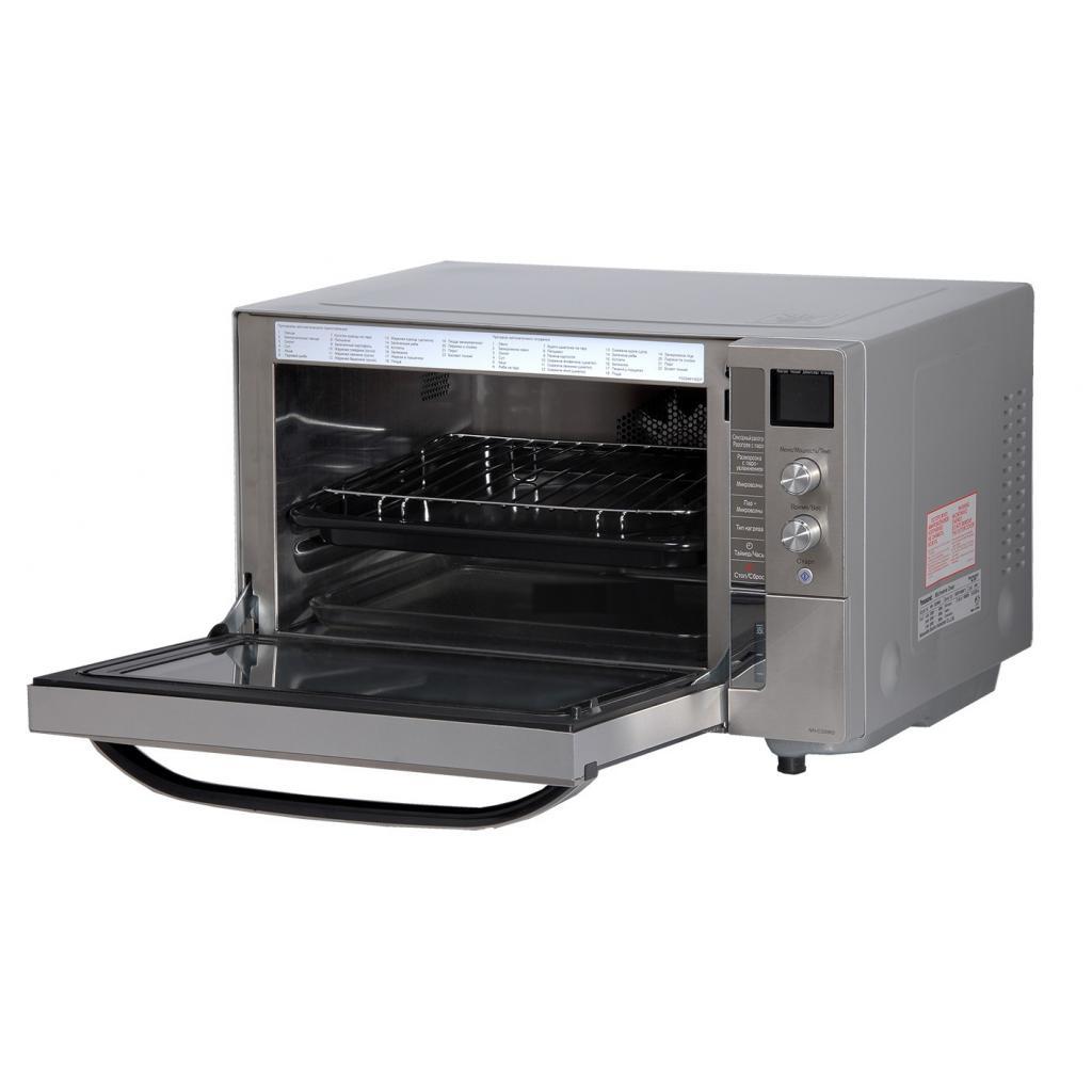Микроволновая печь PANASONIC NN-CS596SZPE изображение 5