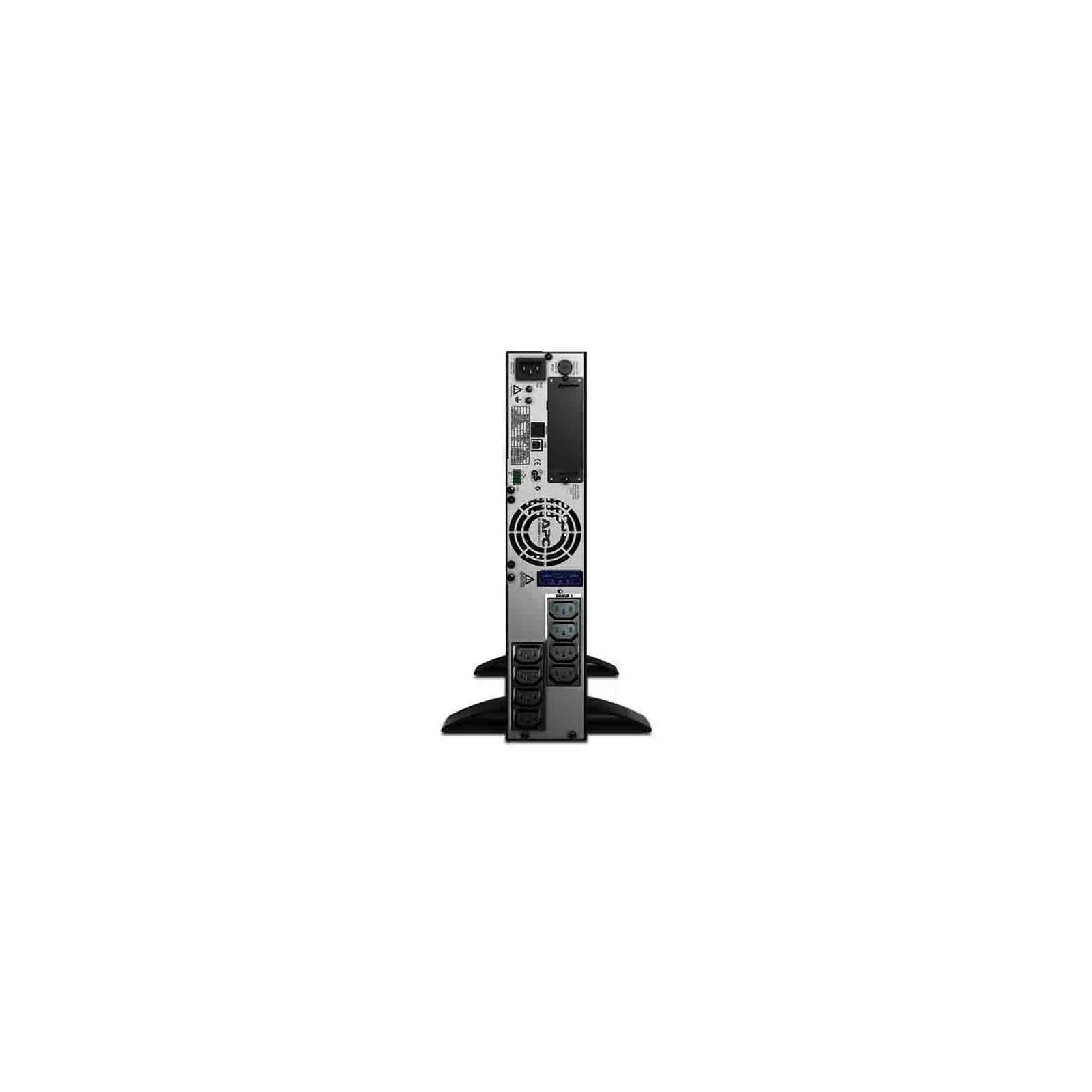 Источник бесперебойного питания APC Smart-UPS X 750VA Rack/Tower LCD (SMX750I) изображение 2