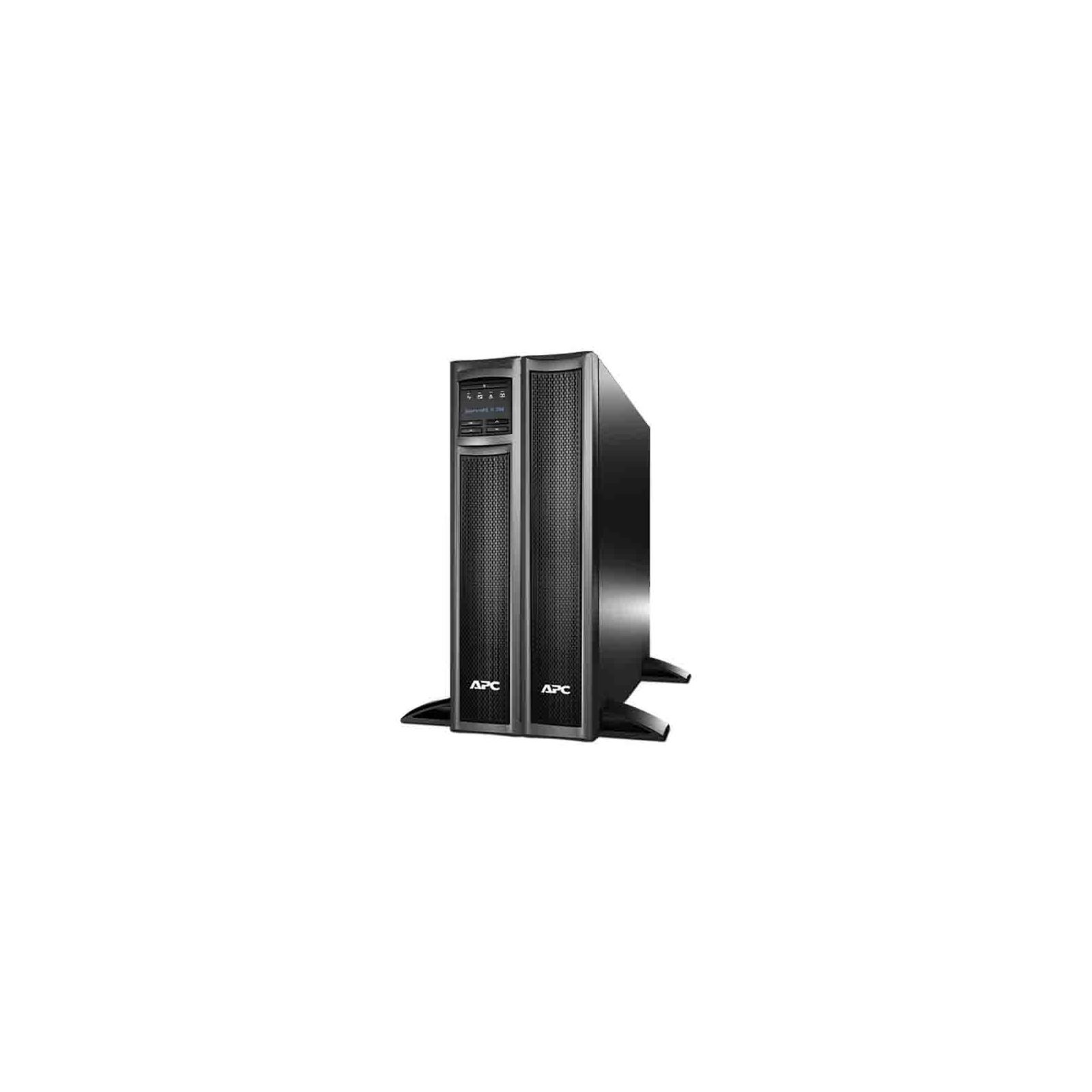 Источник бесперебойного питания APC Smart-UPS X 750VA Rack/Tower LCD (SMX750I) изображение 4