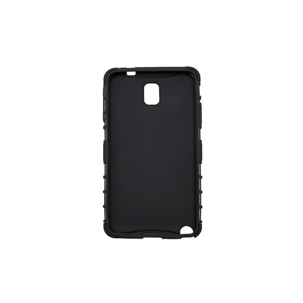 Чехол для моб. телефона Drobak для Samsung N9000 Galaxy Note3/Hybrid case/Black (216030) изображение 2