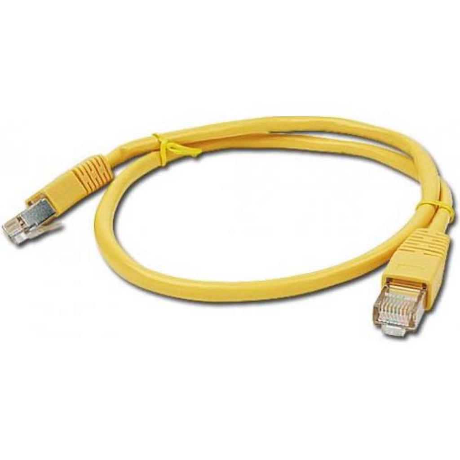 Патч-корд Cablexpert 1м (PP22-1M/Y)