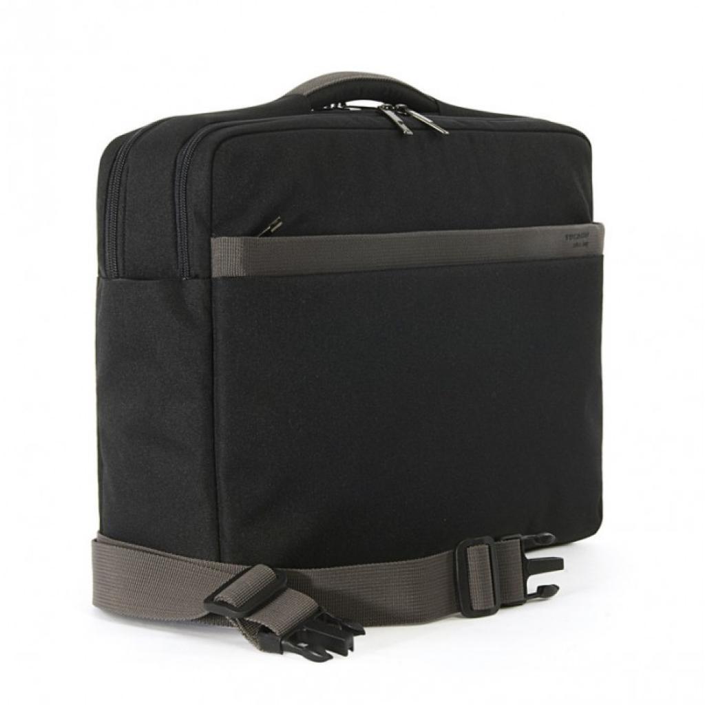 "Сумка для ноутбука Tucano 15.6"" Ultra Large /Black (BUL) изображение 2"