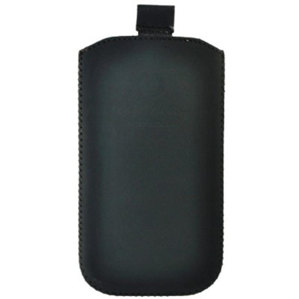 Чехол для моб. телефона Mobiking HTC Desire C (A320e) Black /HQ (26606)