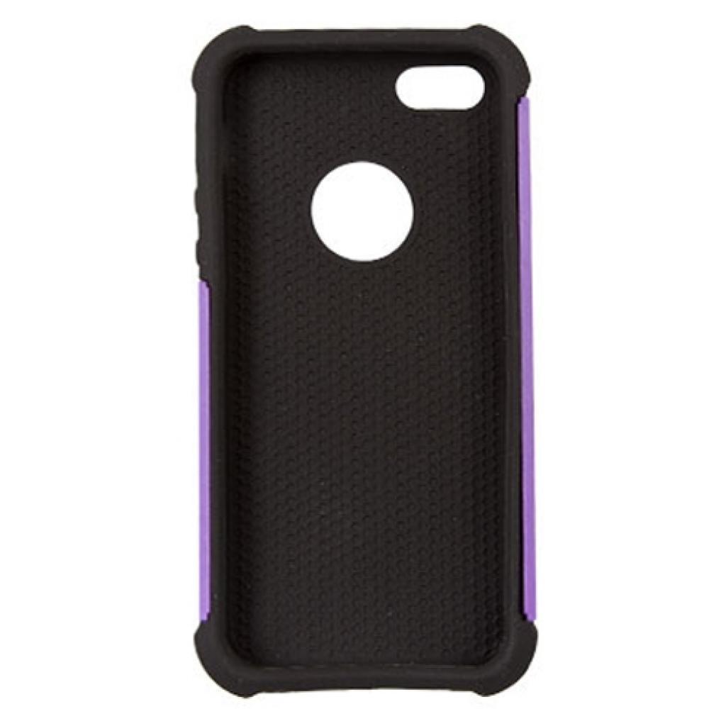 Чехол для моб. телефона Drobak для Apple Iphone 5/Anti-Shock/Purple (210260) изображение 3