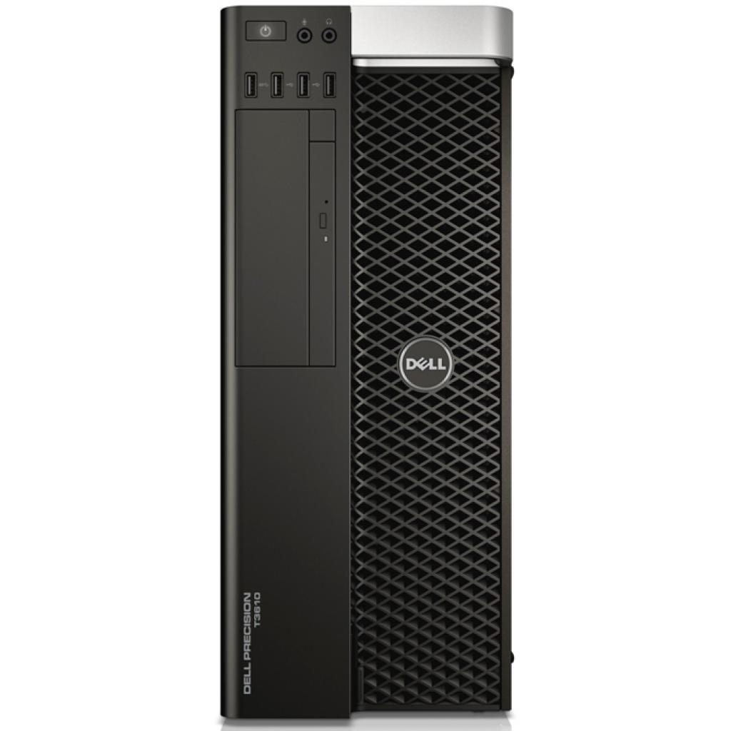 Компьютер Dell Precision T3610 (210-T3610-MT2) изображение 2