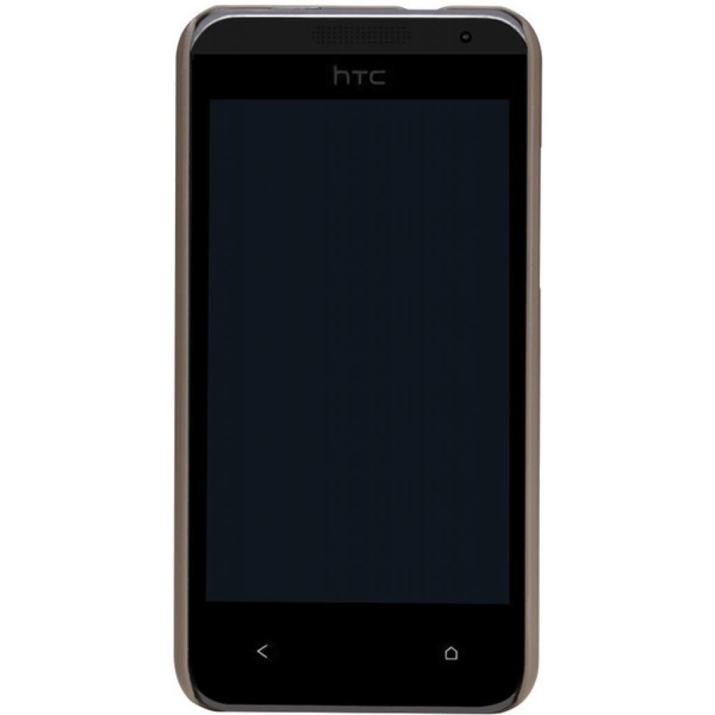 Чехол для моб. телефона NILLKIN для HTC Desire 300 /Super Frosted Shield/Brown (6103976) изображение 2