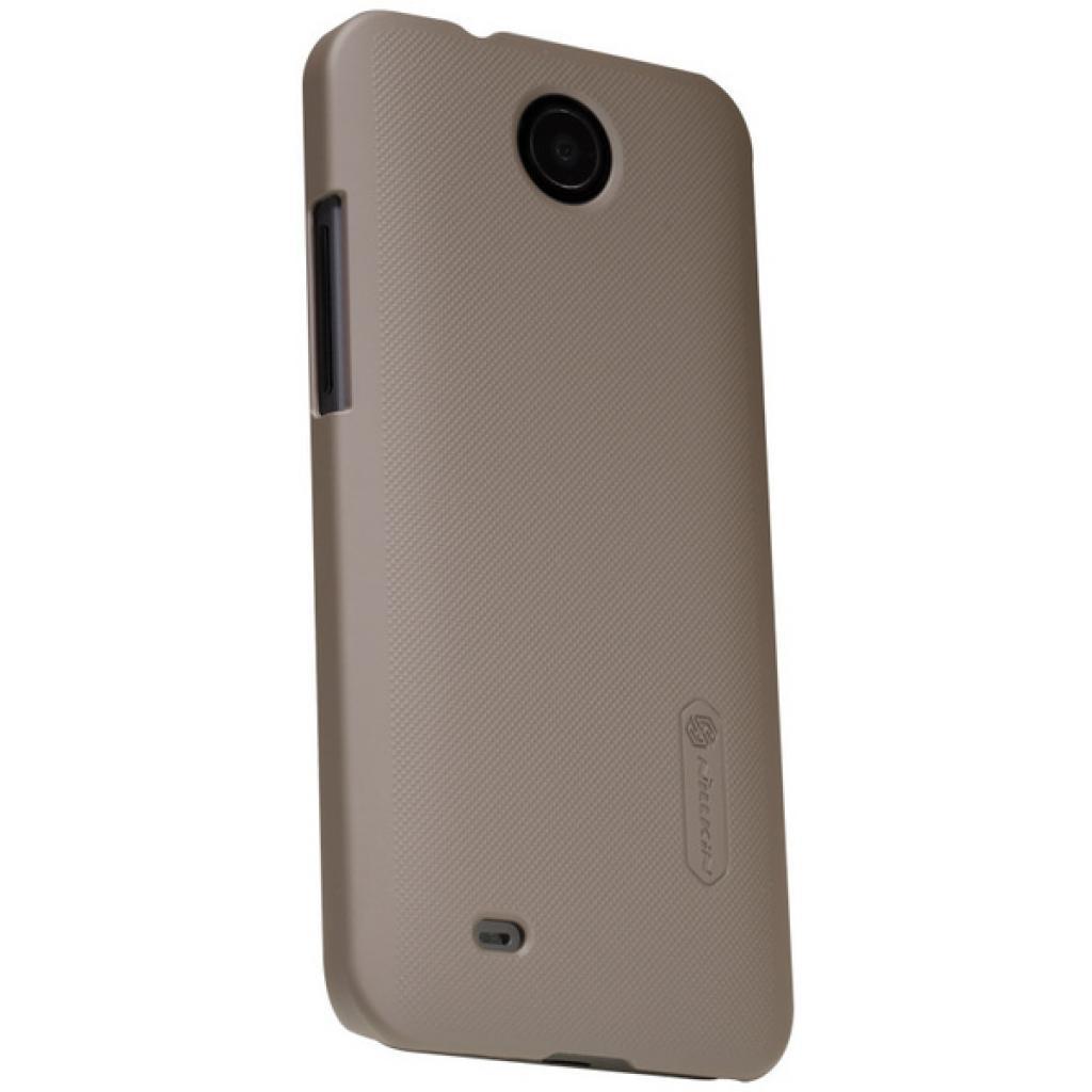 Чехол для моб. телефона NILLKIN для HTC Desire 300 /Super Frosted Shield/Brown (6103976) изображение 3