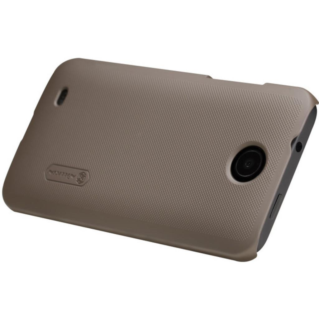 Чехол для моб. телефона NILLKIN для HTC Desire 300 /Super Frosted Shield/Brown (6103976) изображение 4