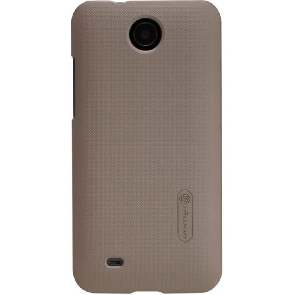 Чехол для моб. телефона NILLKIN для HTC Desire 300 /Super Frosted Shield/Brown (6103976)