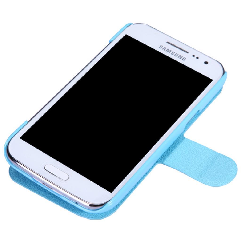 Чехол для моб. телефона NILLKIN для Samsung I8552 /Fresh/ Leather/Blue (6065840) изображение 2