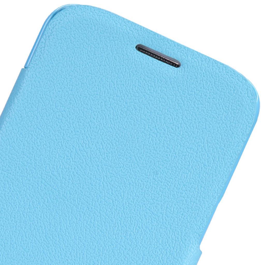 Чехол для моб. телефона NILLKIN для Samsung I8552 /Fresh/ Leather/Blue (6065840) изображение 4
