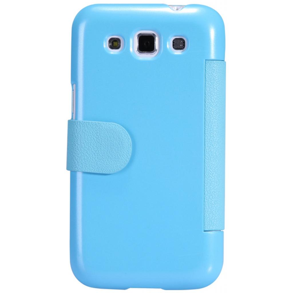 Чехол для моб. телефона NILLKIN для Samsung I8552 /Fresh/ Leather/Blue (6065840)