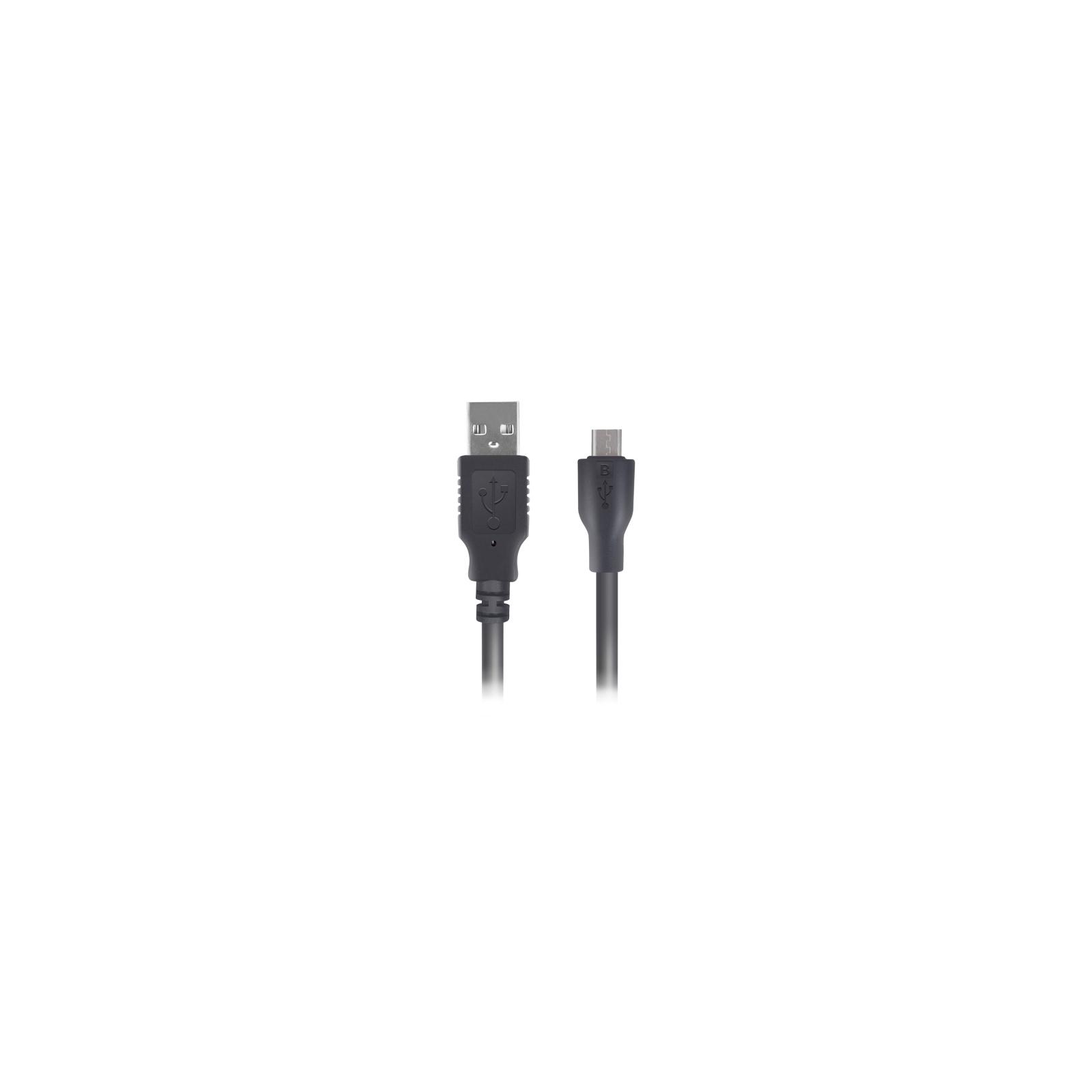 Дата кабель USB 2.0 Micro 5P to AF 0.8m GEMIX (Art.GC 1638)