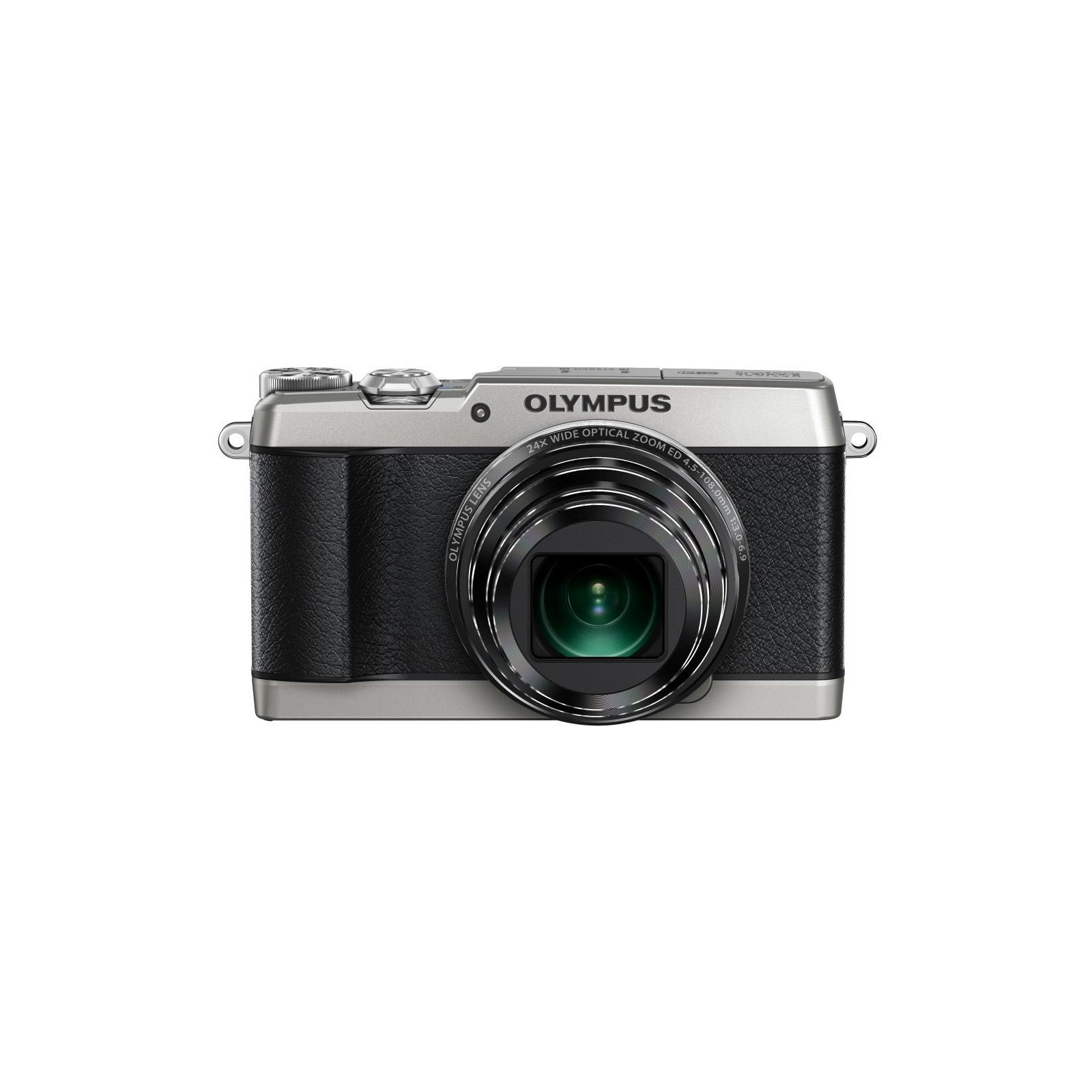 Цифровой фотоаппарат OLYMPUS SH-1 Silver (V107080SE000) изображение 2