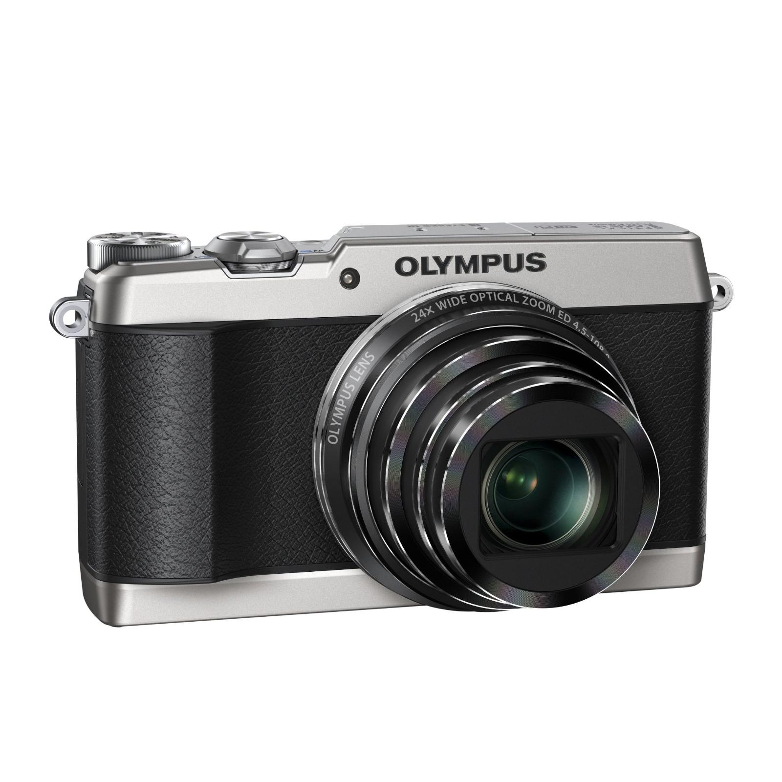 Цифровой фотоаппарат OLYMPUS SH-1 Silver (V107080SE000) изображение 3