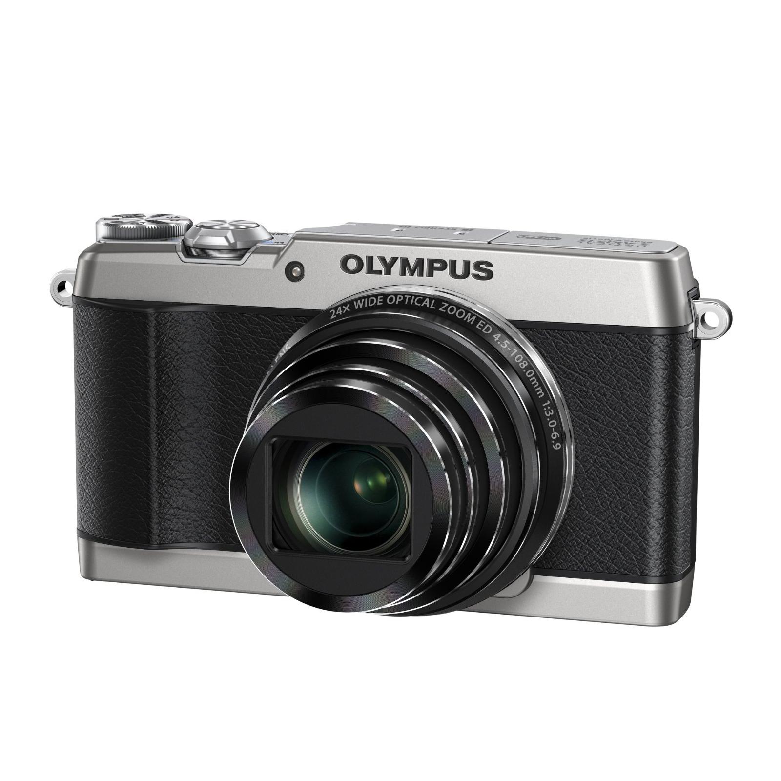 Цифровой фотоаппарат OLYMPUS SH-1 Silver (V107080SE000)