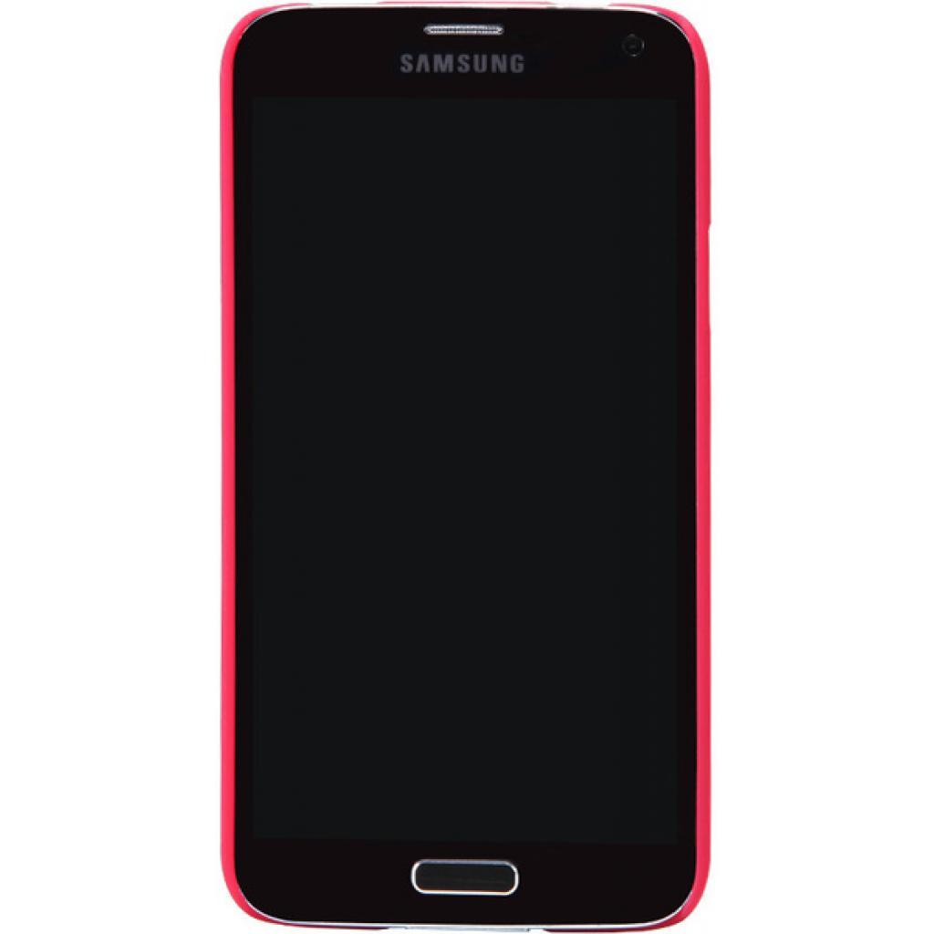 Чехол для моб. телефона NILLKIN для Samsung G900/S-5/Super Frosted Shield/Red (6135238) изображение 5