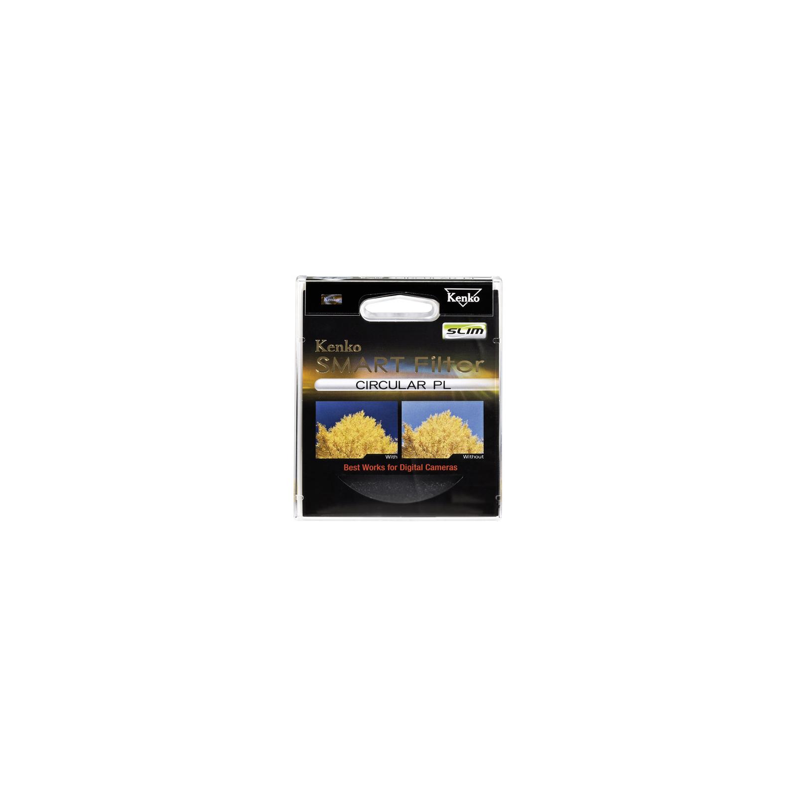 Светофильтр Kenko MC C-PL SLIM 62mm (236295) изображение 2