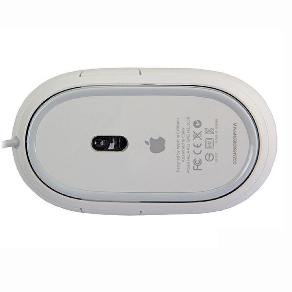 Мышка Apple A1152 Wired Mighty Mouse (MB112ZM/C) изображение 4