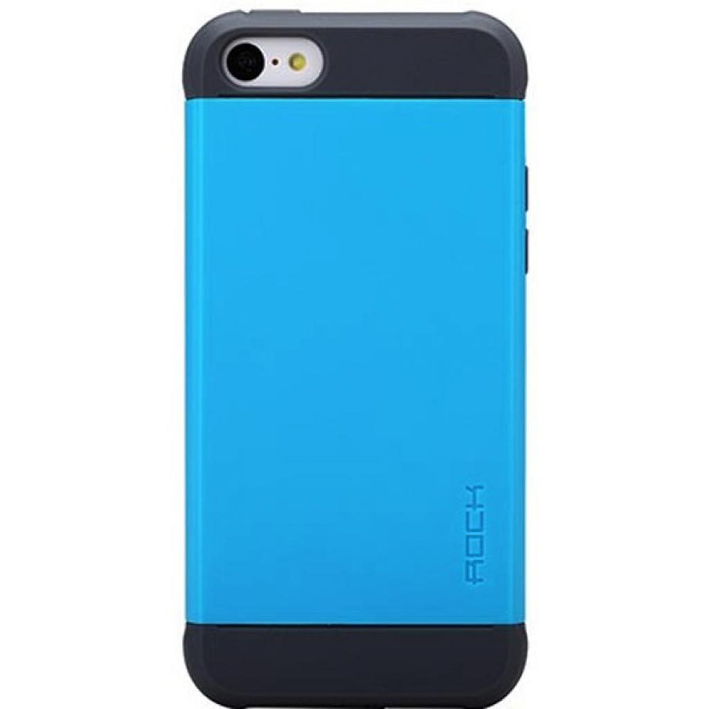 Чехол для моб. телефона Rock iPhone 5C Shield series blue (iPhone 5C-51991)
