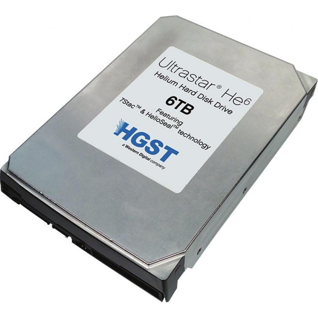 """Жесткий диск 3.5"""" 6TB Hitachi HGST (0F18335 / HUS726060ALA640)"""