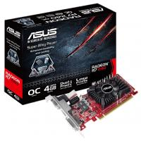 Видеокарта ASUS Radeon R7 240 4096Mb OC (R7240-OC-4GD3-L)